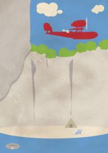 Affiches en hommage au grand réalisateur Hayao Miyazaki